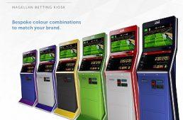 Magellan Robotech lancia il nuovo settore MBK (Magellan Betting Kiosk)