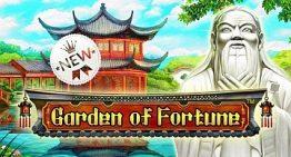 Garden of Fortune: il nuovo viaggio verso oriente