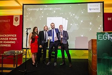 Egr Italy Awards 2019: Sisal si aggiudica il premio di miglior operatore mobile dell'anno