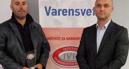 Gruppo Hit: a Kristjan Devetak il riconoscimento per la miglior guardia di sicurezza del 2018