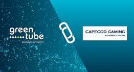 Capecod Gaming e Greentube stringono un accordo di distribuzione per il mercato italiano
