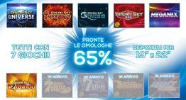 Octavian Gaming: arrivati i primi 6 multigioco al 65%