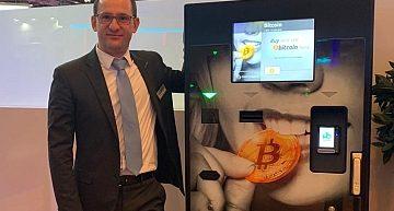 """Caserta (Gewete): """"Tassa sulle vincite alle Vlt causa un calo del 30-35%, cerchiamo di innovare il mercato con i bitcoin"""""""