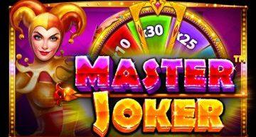 Pragmatic Play rilascia il nuovo gioco Master Joker