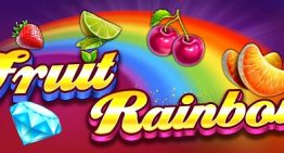 Pragmatic Play lancia sul mercato una slot multicolore, Fruit Rainbow