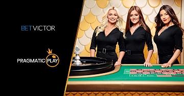 Pragmatic Play sigla un accordo con Betvictor per il live casino
