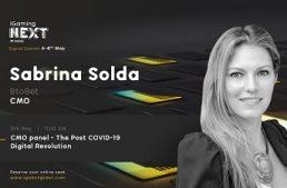 "Sabrina Soldà di BtoBet si unirà all'evento digitale ""Post Covid-19 Digital Revolution"""