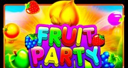 Pragmatic Play inaugura la stagione estiva con Fruit Party