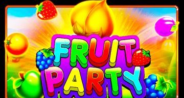 Pragmatic Play inaugura la stagione estiva con Fruit Party