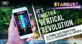 Capecod Gaming lancia il nuovo gioco Stardust Extended