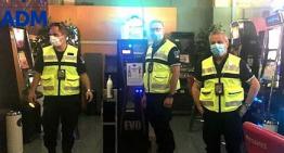 Funzionari di ADM verificano il rispetto delle regole di contenimento e prevenzione in 75 sale slot