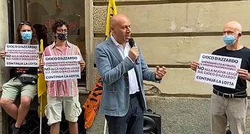 """Piemonte. Bertola (M5S): """"Dobbiamo impedire che venga approvata la nuova legge sul gioco d'azzardo"""""""
