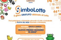 Novità in arrivo per il Simbolotto: il premio massimo raddoppia a 10mila euro