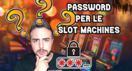 Password per Slot Machines: cosa c'è di vero? Il punto di vista di SPIKE